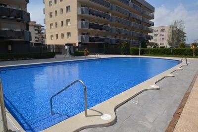 Schwimmbad Mietobjekt Appartement 22959 La Pineda