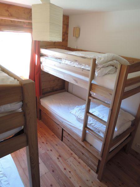 Schlafzimmer 3 Mietobjekt Appartement 236 Les Arcs