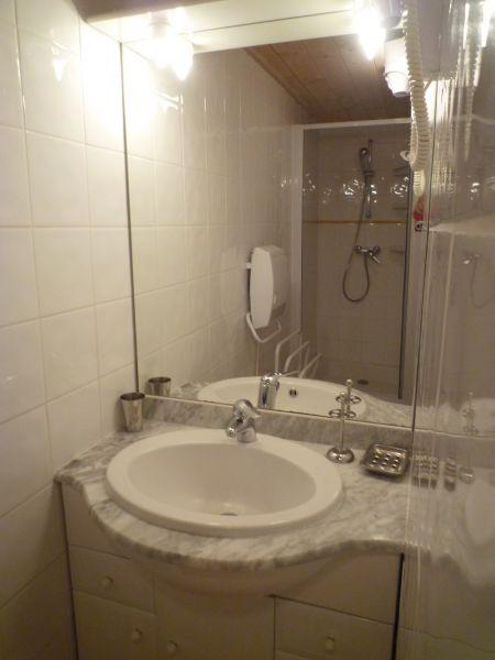 Badezimmer 2 Mietobjekt Chalet 2379 Praz de Lys Sommand