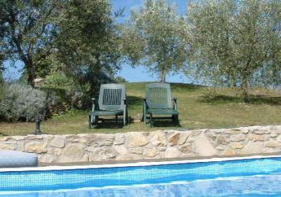 Schwimmbad Mietobjekt Appartement 25066 Florenz