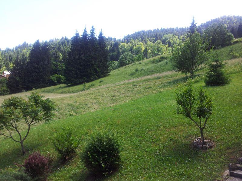Ausblick aus der Ferienunterkunft Mietobjekt Studio 2513 Saint Jean d'Aulps- La Grande Terche