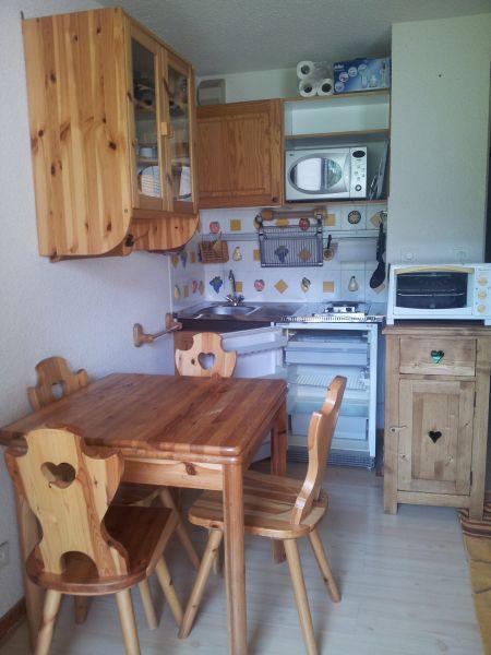 Kochnische Mietobjekt Studio 2513 Saint Jean d'Aulps- La Grande Terche