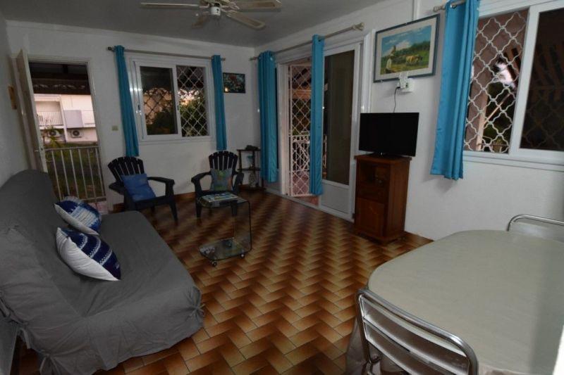 Wohnzimmer Mietobjekt Appartement 25506 Gosier (Guadeloupe)