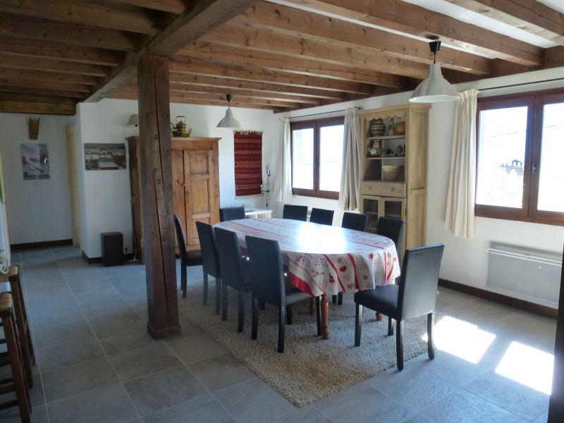Esszimmer Mietobjekt Chalet 2585 Saint Gervais Mont-Blanc