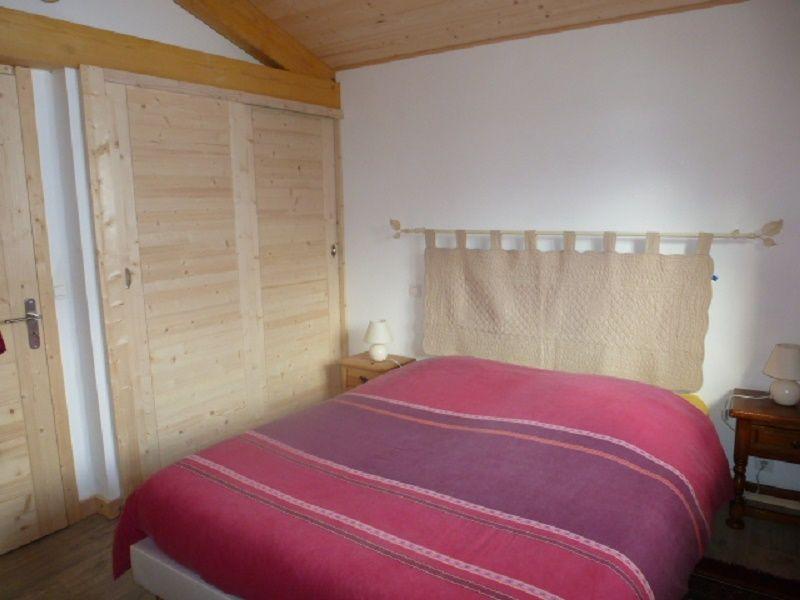 Schlafzimmer 1 Mietobjekt Chalet 2585 Saint Gervais Mont-Blanc