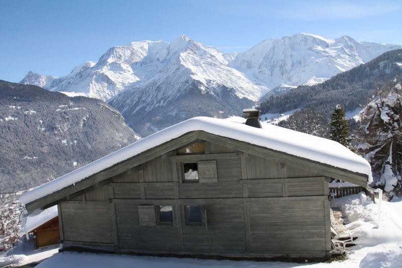 Ansicht des Objektes Mietobjekt Chalet 2585 Saint Gervais Mont-Blanc