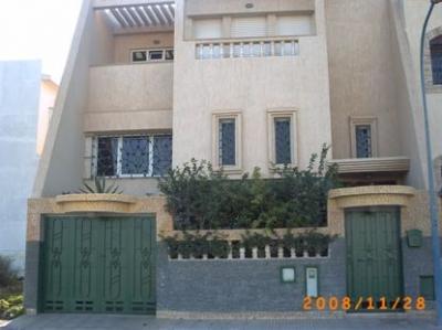 Ansicht Des Objektes Mietobjekt Villa 26355 Agadir