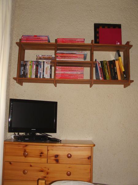 Schlafzimmer Mietobjekt Appartement 26451 Cauterets