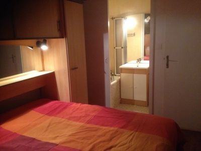 Schlafzimmer Mietobjekt Appartement 26825 Luchon Superbagneres