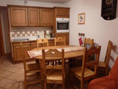 offene Küche Mietobjekt Appartement 2722 Les Saisies
