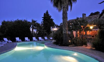 Schwimmbad Mietobjekt Haus 27424 Narbonne