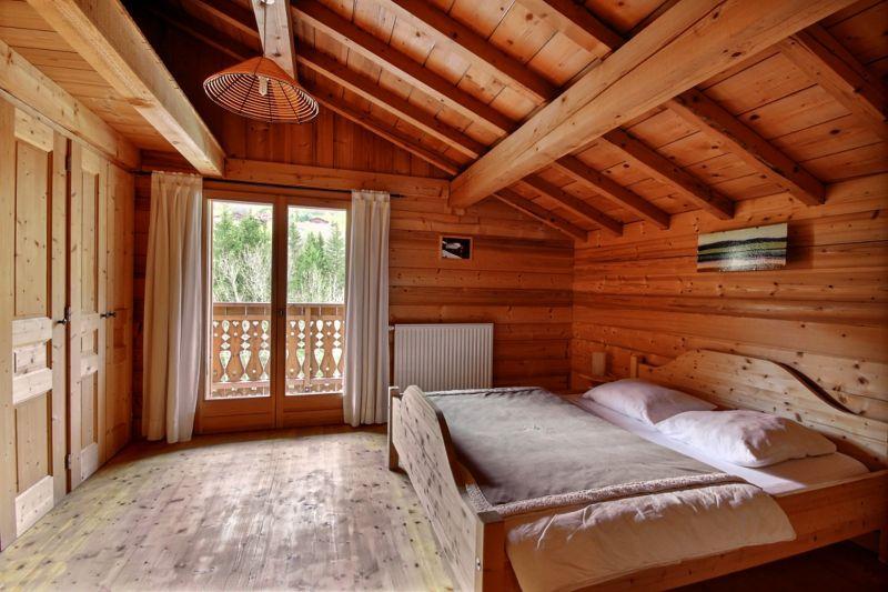 Schlafzimmer 2 Mietobjekt Chalet 27502 Morzine