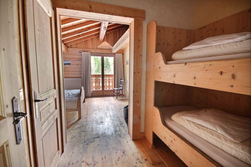 Schlafzimmer 4 Mietobjekt Chalet 27502 Morzine