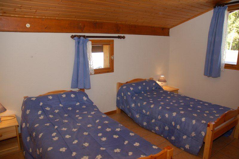Schlafzimmer 2 Mietobjekt Chalet 2757 Samoëns