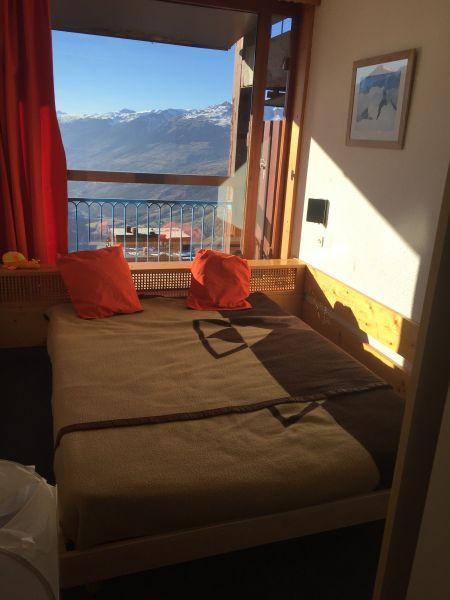 Schlafzimmer Mietobjekt Appartement 28016 Les Arcs