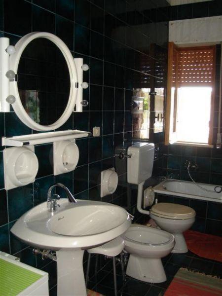 Badezimmer 1 Mietobjekt Appartement 28018 Castellammare del Golfo