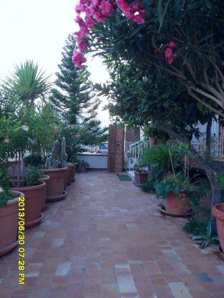 Garten Mietobjekt Appartement 28018 Castellammare del Golfo