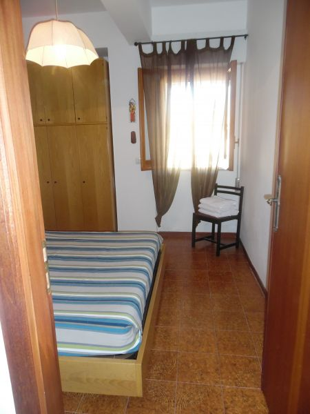 Schlafzimmer 3 Mietobjekt Appartement 28018 Castellammare del Golfo