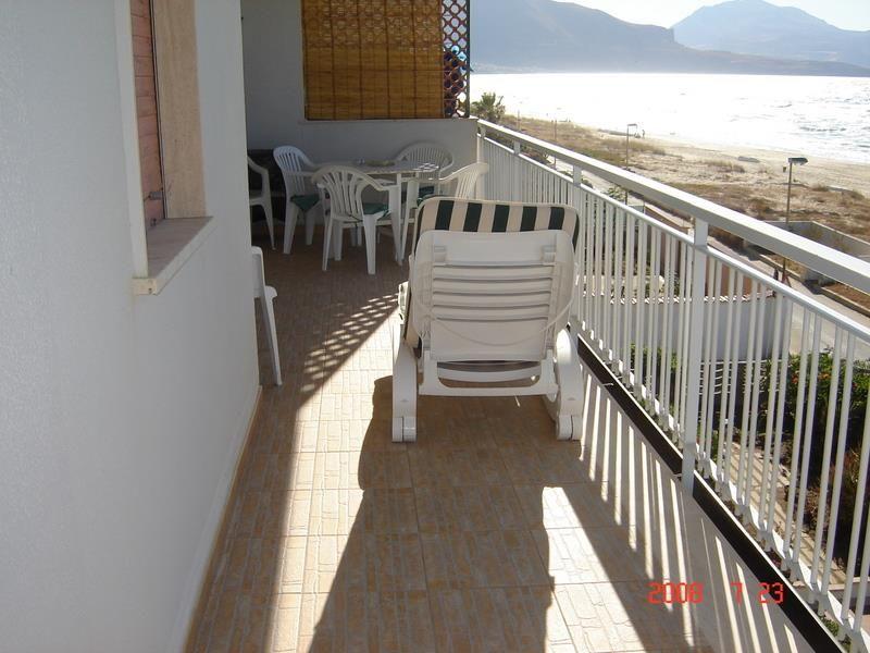 Terrasse 1 Mietobjekt Appartement 28018 Castellammare del Golfo