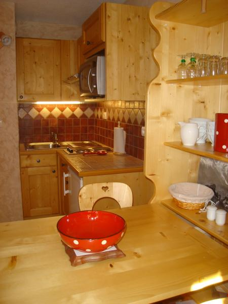 Kochnische Mietobjekt Studio 28096 Les Carroz d'Araches