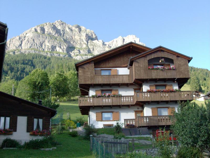 Ansicht des Objektes Mietobjekt Appartement 28148 Selva di Cadore