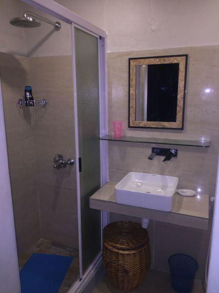Badezimmer Mietobjekt Bungalow 28556 Trou-aux-biches