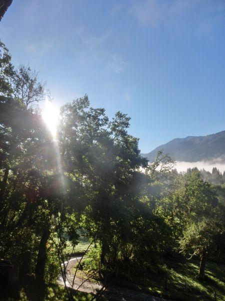 Ausblick aus der Ferienunterkunft Mietobjekt Appartement 28936 Samoëns