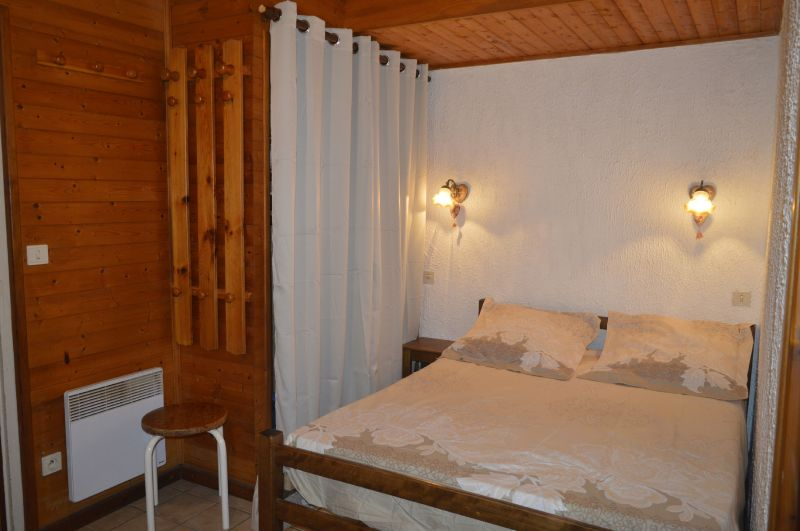 Schlafzimmer Mietobjekt Appartement 28936 Samoëns