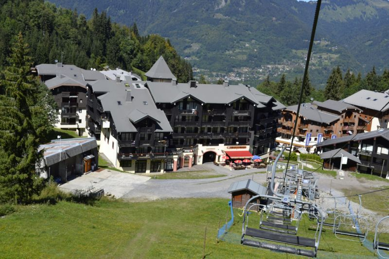 Ansicht des Objektes Mietobjekt Appartement 29272 Morillon Grand Massif