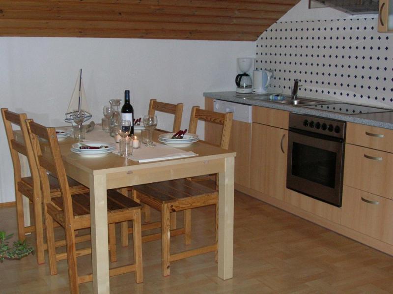 offene Küche Mietobjekt Appartement 29476 Bregenz