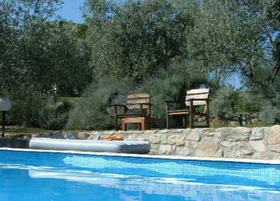 Schwimmbad Mietobjekt Appartement 29686 Florenz
