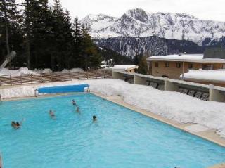 Schwimmbad Mietobjekt Appartement 30487 Chamrousse