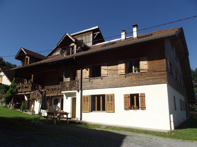Mietobjekt Haus 3057 Seythenex - La Sambuy