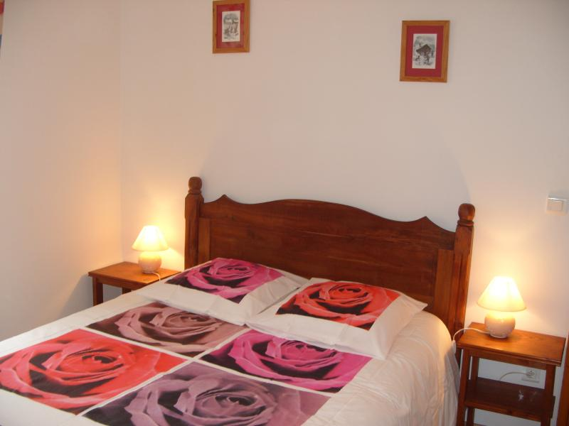 Schlafzimmer Mietobjekt Haus 3057 Seythenex - La Sambuy