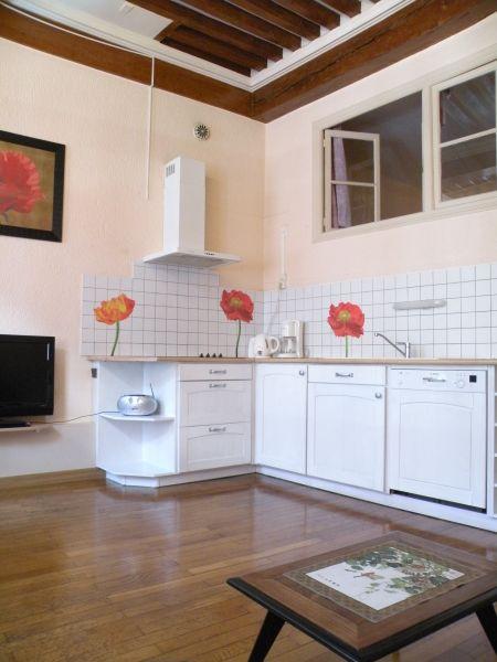 offene Küche Mietobjekt Appartement 30857 Annecy