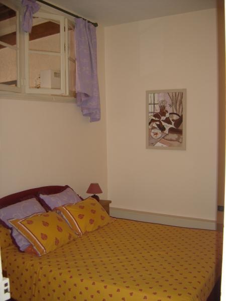 Schlafzimmer 1 Mietobjekt Appartement 30857 Annecy