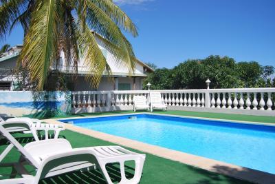 Schwimmbad Mietobjekt Ferienunterkunft auf dem Land 32520 Saint Leu
