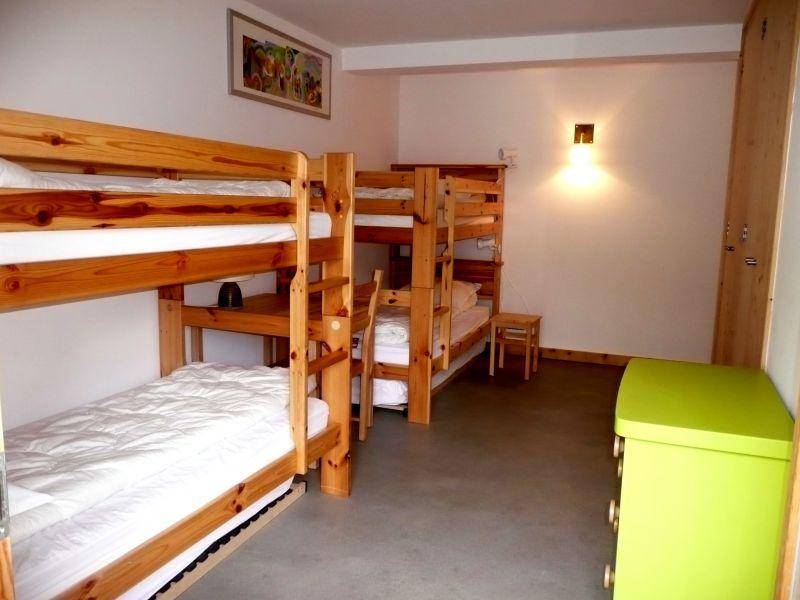 Schlafzimmer 4 Mietobjekt Chalet 32551 Les Contamines Montjoie
