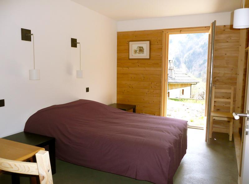 Schlafzimmer 3 Mietobjekt Chalet 32551 Les Contamines Montjoie