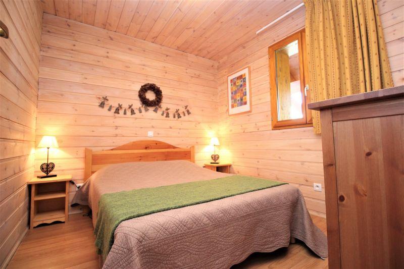 Schlafzimmer 1 Mietobjekt Chalet 3290 Valfréjus