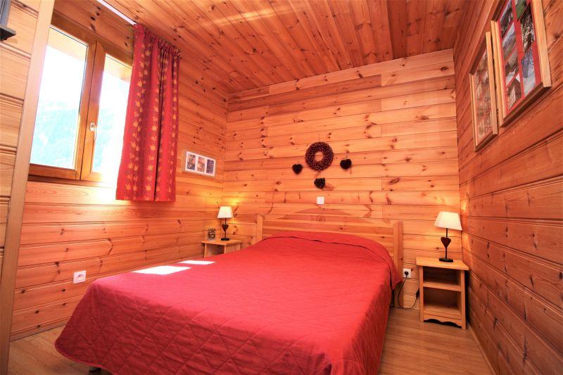 Schlafzimmer 2 Mietobjekt Chalet 3290 Valfréjus