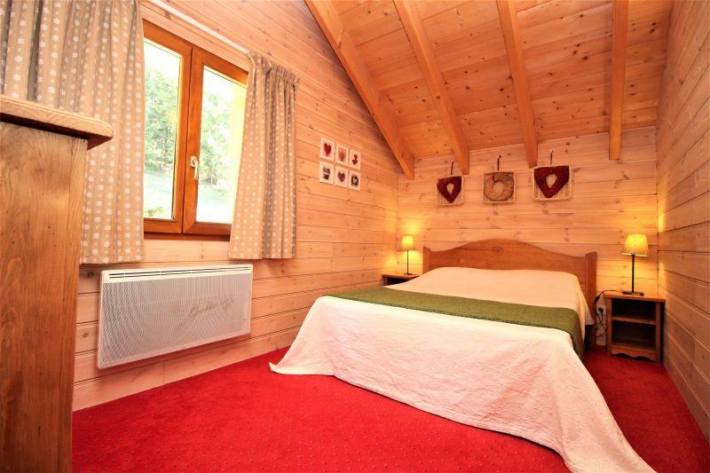 Schlafzimmer 3 Mietobjekt Chalet 3290 Valfréjus