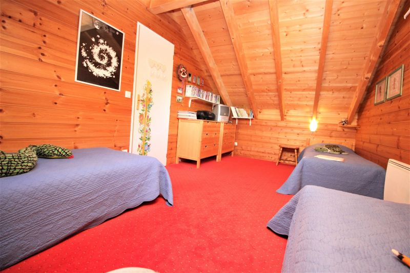 Schlafzimmer 5 Mietobjekt Chalet 3290 Valfréjus