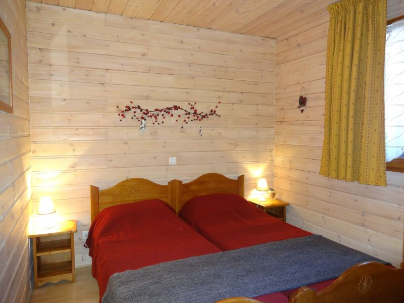 Schlafzimmer 1 Mietobjekt Chalet 3291 Valfréjus
