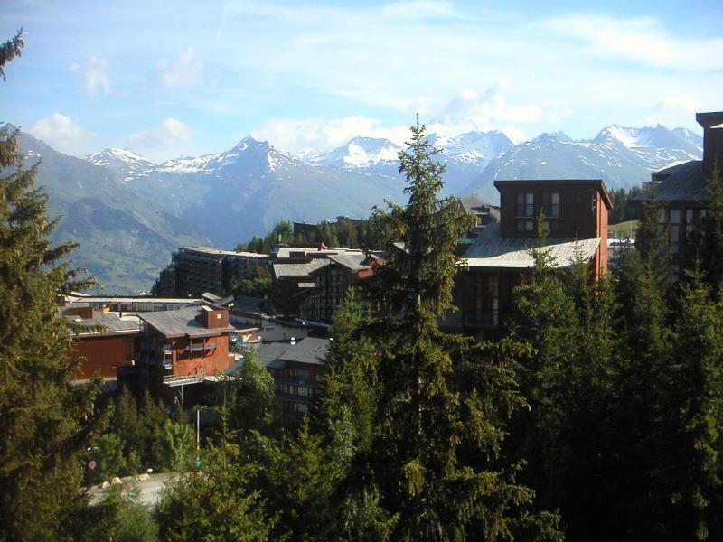 Ausblick vom Balkon Mietobjekt Appartement 330 Les Arcs