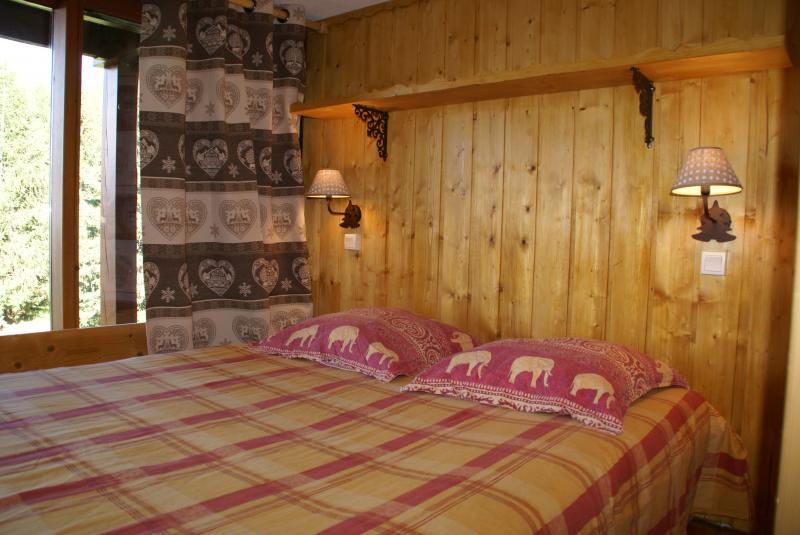 Schlafzimmer Mietobjekt Appartement 330 Les Arcs