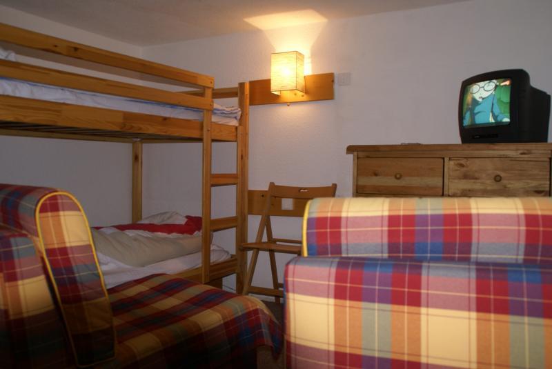Offene Schlafecke Mietobjekt Appartement 330 Les Arcs
