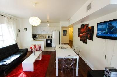 Aufenthalt Mietobjekt Appartement 33593 South Beach
