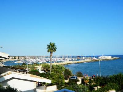 Ausblick aus der Ferienunterkunft Mietobjekt Appartement 34177 Marina di Ragusa