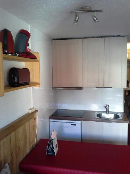 Kochnische Mietobjekt Appartement 3527 Val Thorens